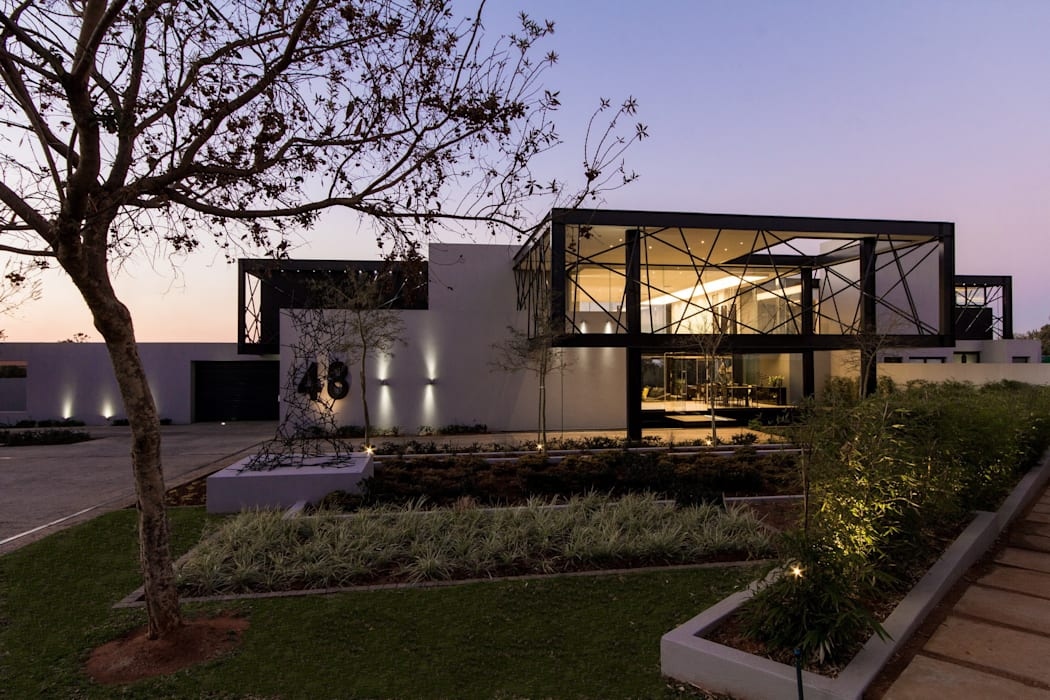 House Ber Modern houses by Nico Van Der Meulen Architects Modern
