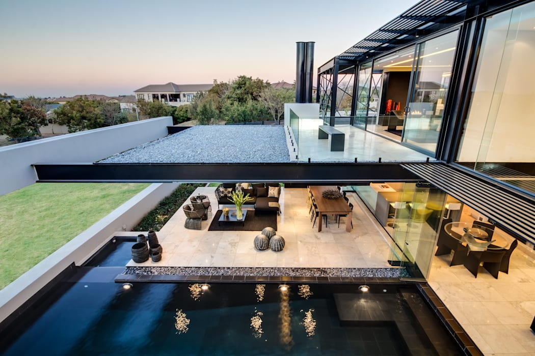House Ber :  Houses by Nico Van Der Meulen Architects