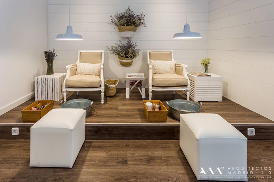 Clínicas de estilo  por Arquitectos Madrid 2.0,
