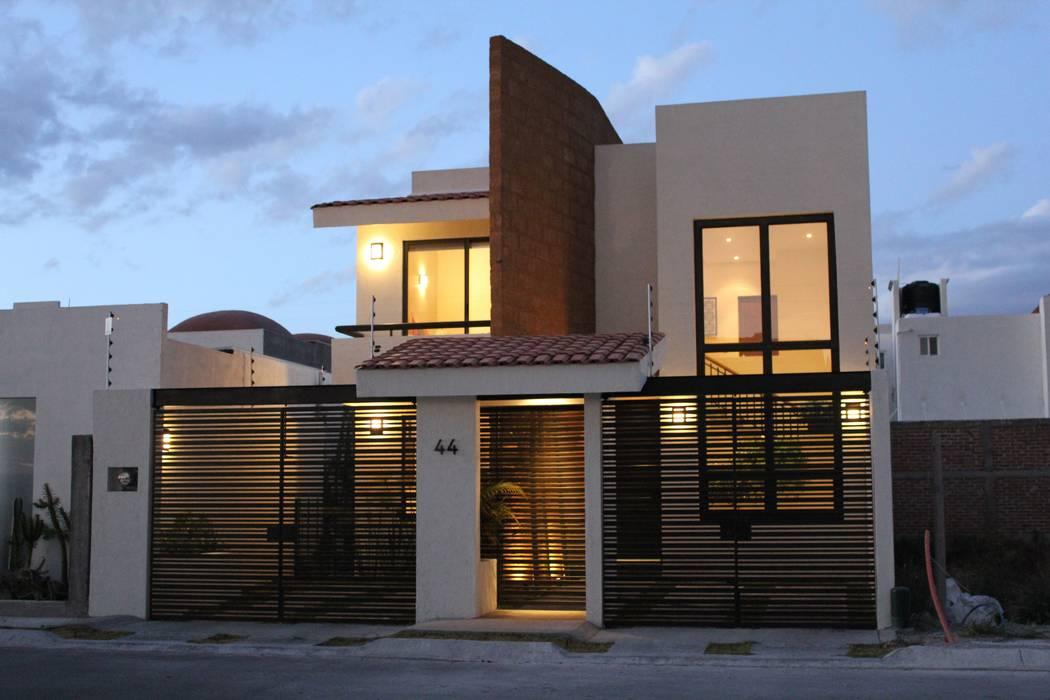 Residencial Sta. Fe de Arquitectura MAS Minimalista