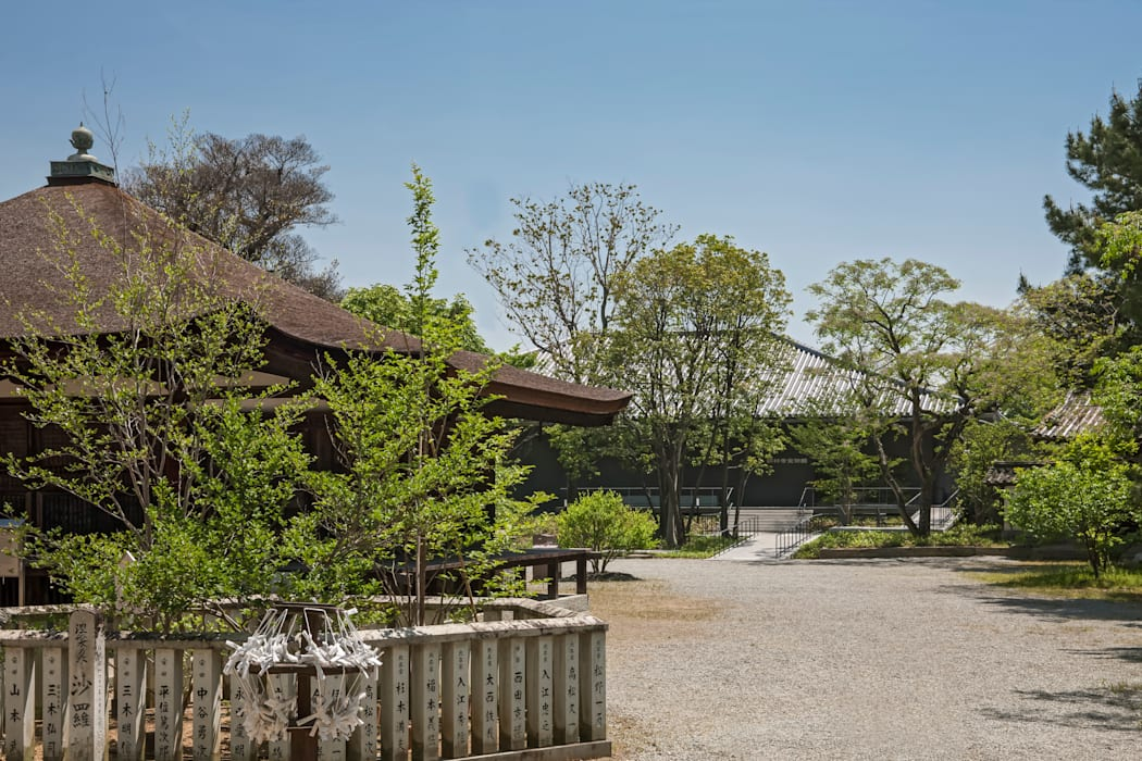 Museos de estilo  por 株式会社古田建築設計事務所, Asiático