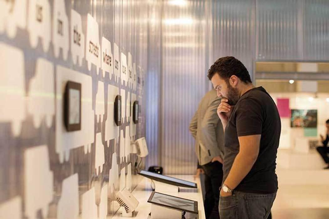 Audi Urban Future Award:  Messe Design von nkbak,