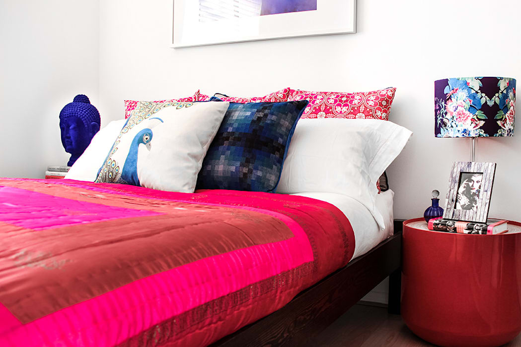 Bedroom by Bhavin Taylor Design,