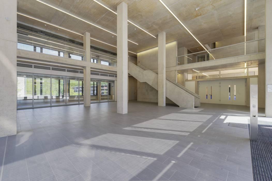 Neubau Max-Planck-Institut für Softwaresysteme Saarbrücken von weinbrenner.single.arabzadeh. architektenwerkgemeinschaft