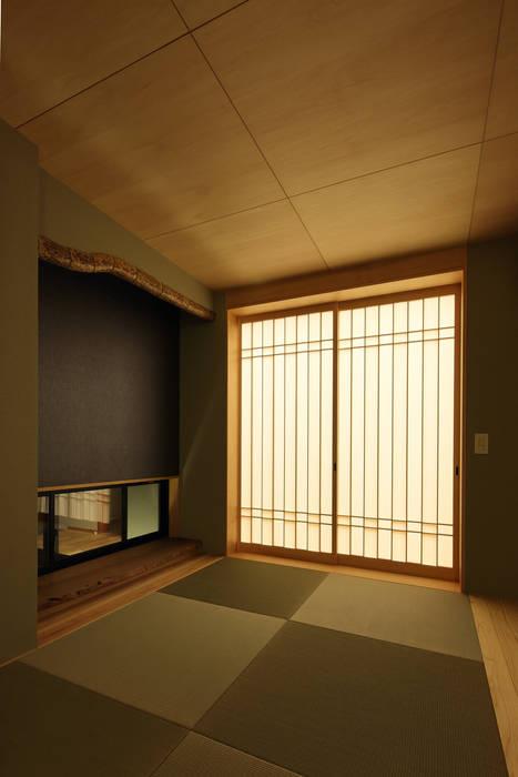 株式会社 オオタデザインオフィス Eclectic style media rooms