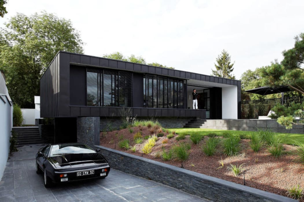 Lode Architectureが手掛けた家,