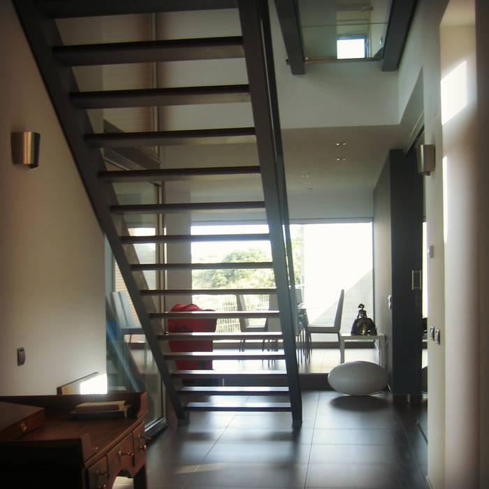 Vivienda La Encomienda Zamora Casas de estilo moderno de UA30 Arquitectos S.L.P. Moderno