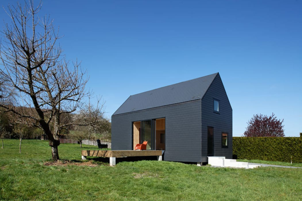 Дома в стиле минимализм от Lode Architecture Минимализм