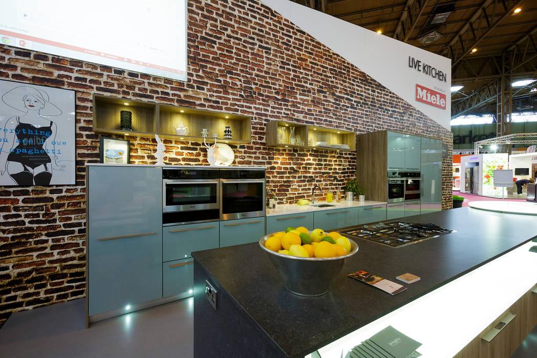 Grand Designs Live 2013 Celebrity Show Demo Kitchen Modern