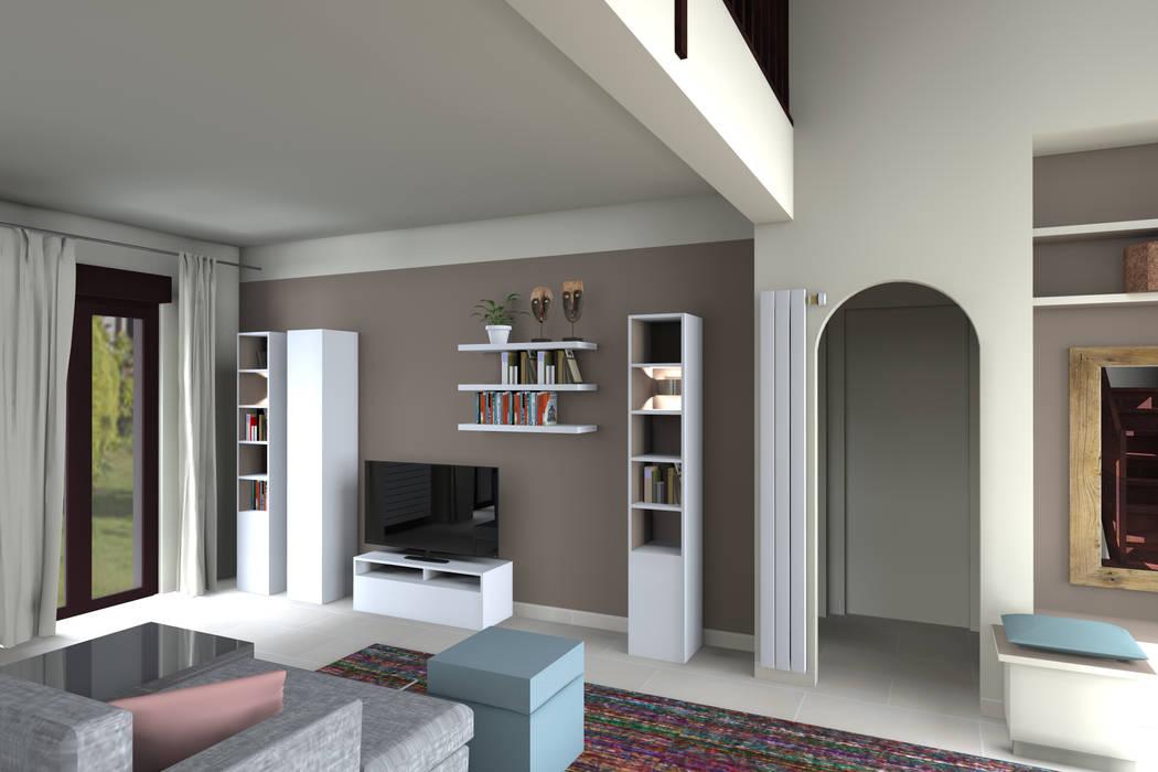 Maison à Illkirch: Maisons de style de style Moderne par Denitsa Hristova