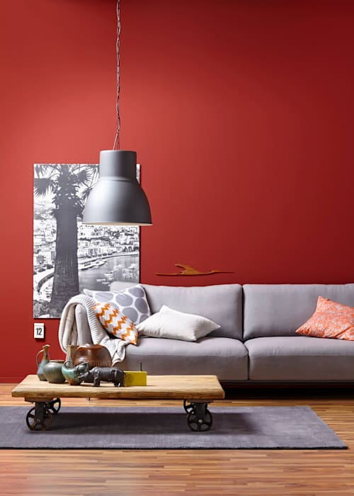 kissen von sch ner wohnen von homify homify. Black Bedroom Furniture Sets. Home Design Ideas