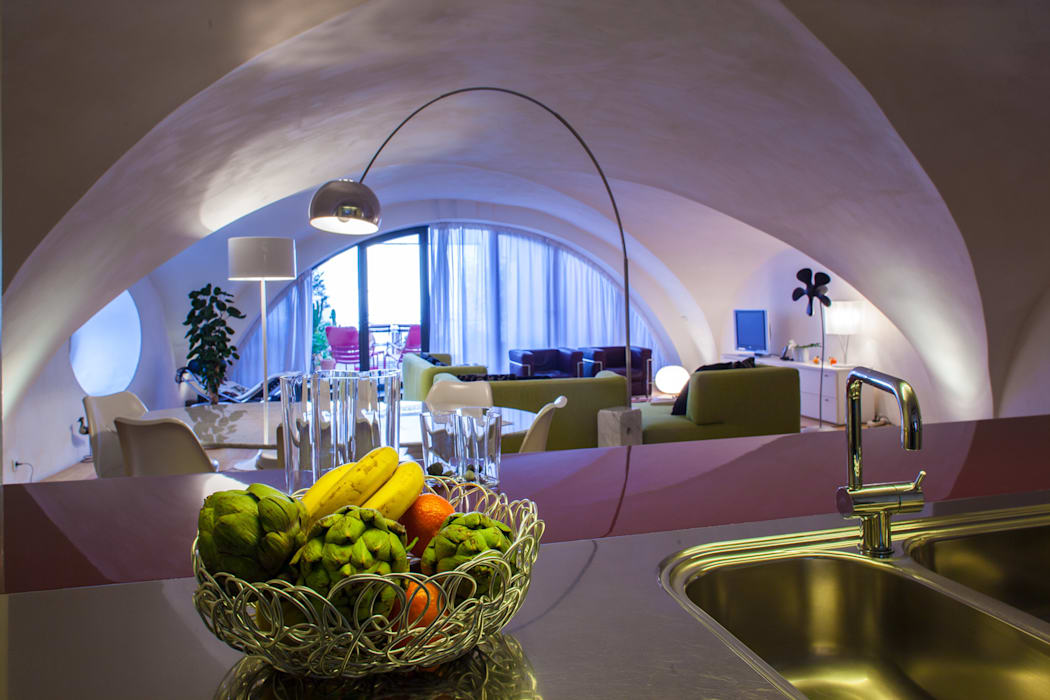 salle à manger Maisons modernes par Franck Fouquet Moderne