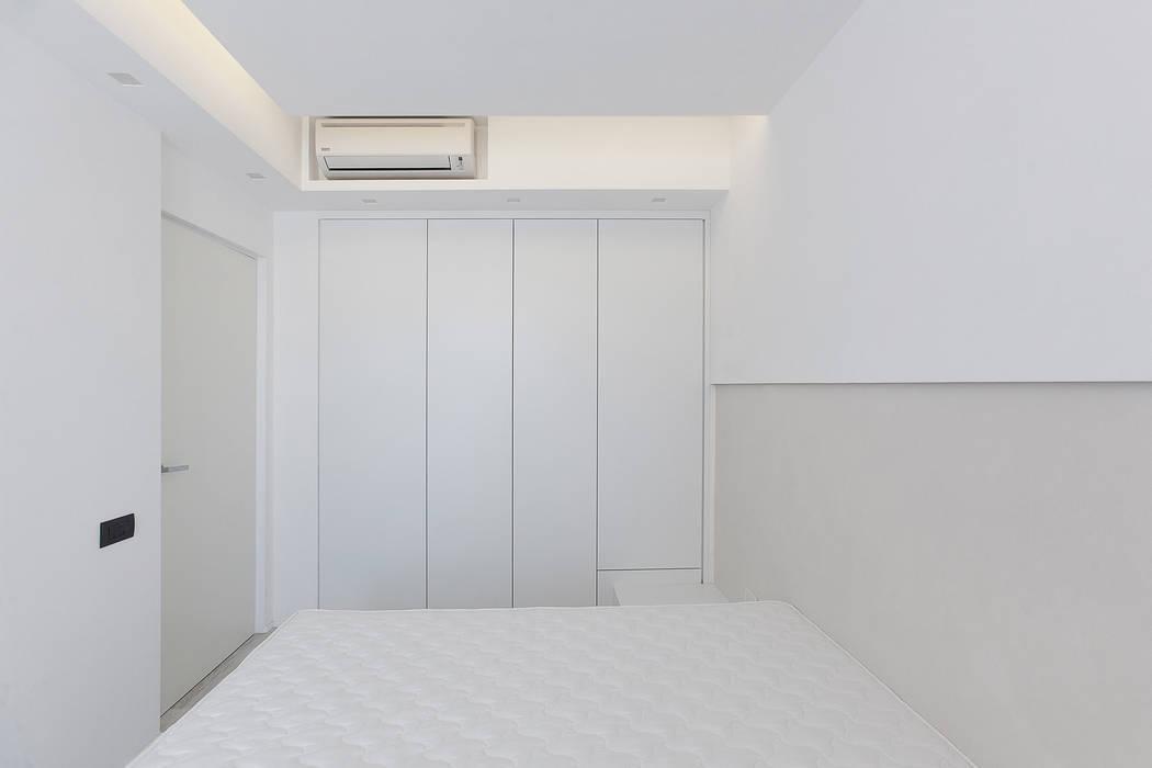 Kamar Tidur oleh Arch. Andrea Pella, Modern