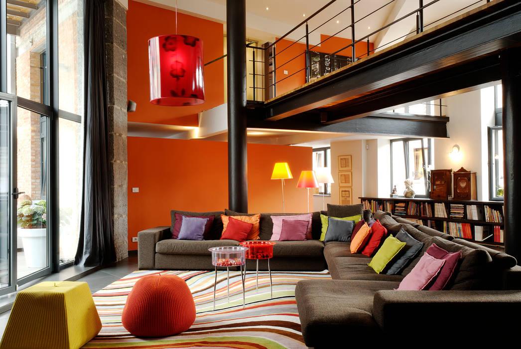 Appartement D 1.1 Maisons modernes par URBAN NATION & GICART- RENAUD, ARCHITECTES Moderne