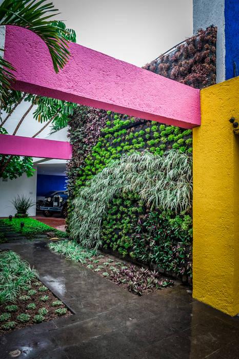 Casa Marilola Jardines eclécticos de Urban Landscape Ecléctico