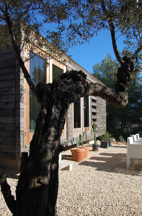 DMP arquitectura Casa prefabbricata