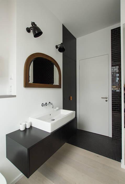 Bad im vintage-look: badezimmer von berlin interior design | homify