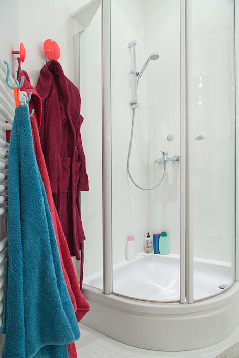 Kinderbad pastel: skandinavische badezimmer von berlin interior ...