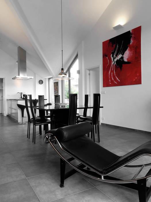 Appartement C 3.2: Maisons de style de style Moderne par URBAN NATION & GICART- RENAUD, ARCHITECTES