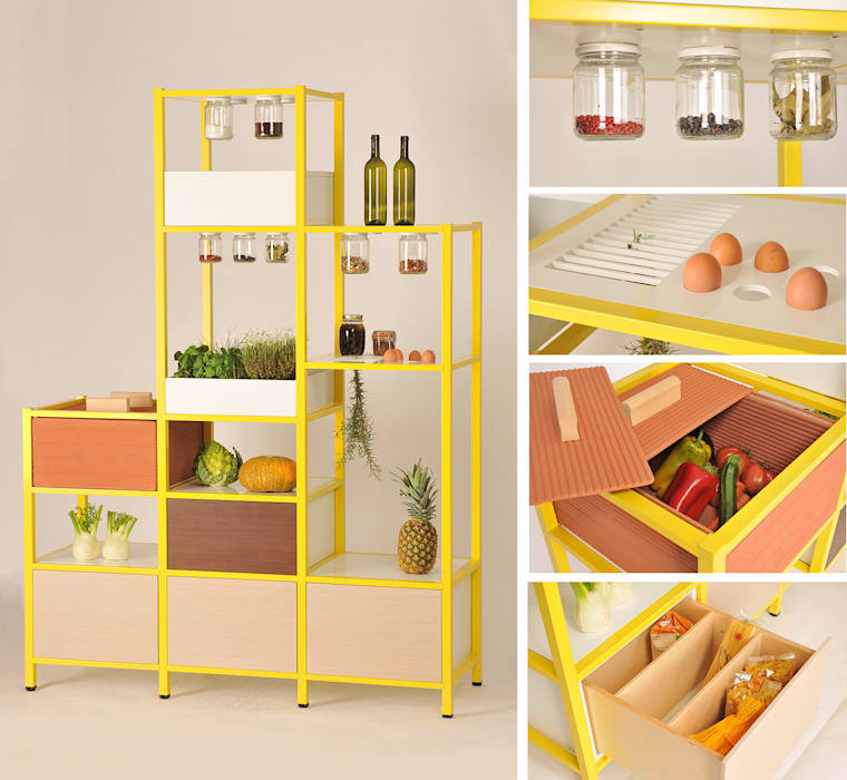 Food Storage di Friday Project Minimalista