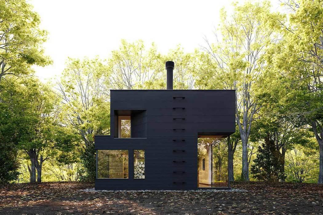 Study/office by Berga&Gonzalez - arquitectura y render