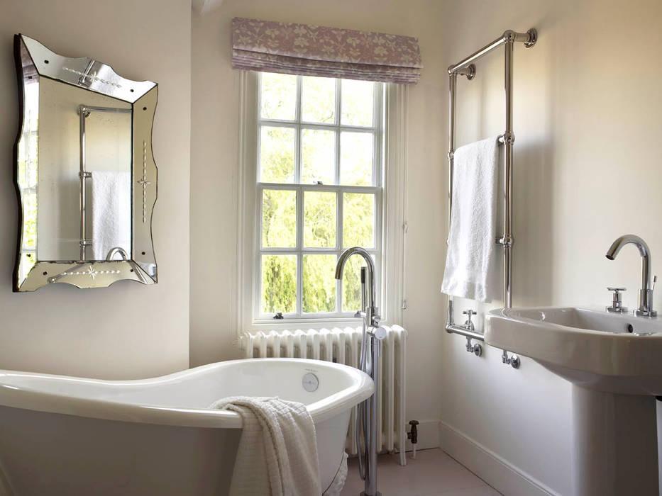 Bathroom, The Wilderness, Wiltshire, Concept Interior Baños de estilo clásico de Concept Interior Design & Decoration Ltd Clásico