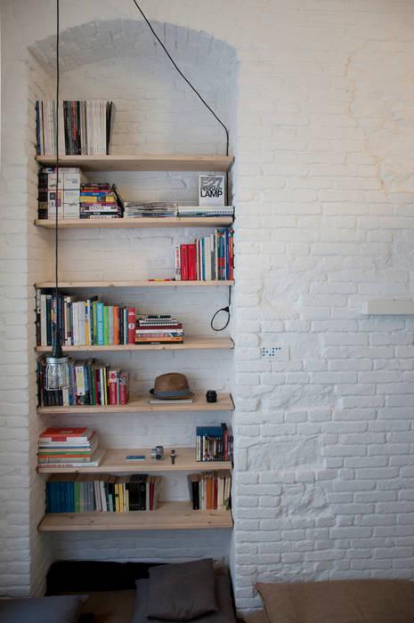 Libreria R3ARCHITETTI StudioAccessori & Decorazioni