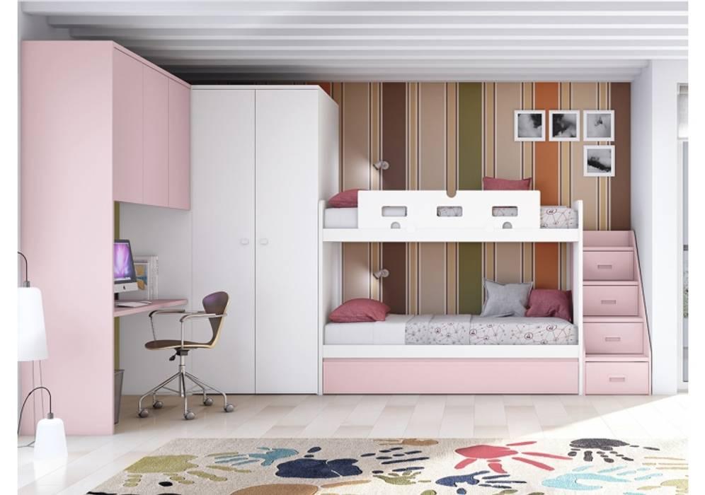 Modern nursery/kids room by Toca Fusta Modern