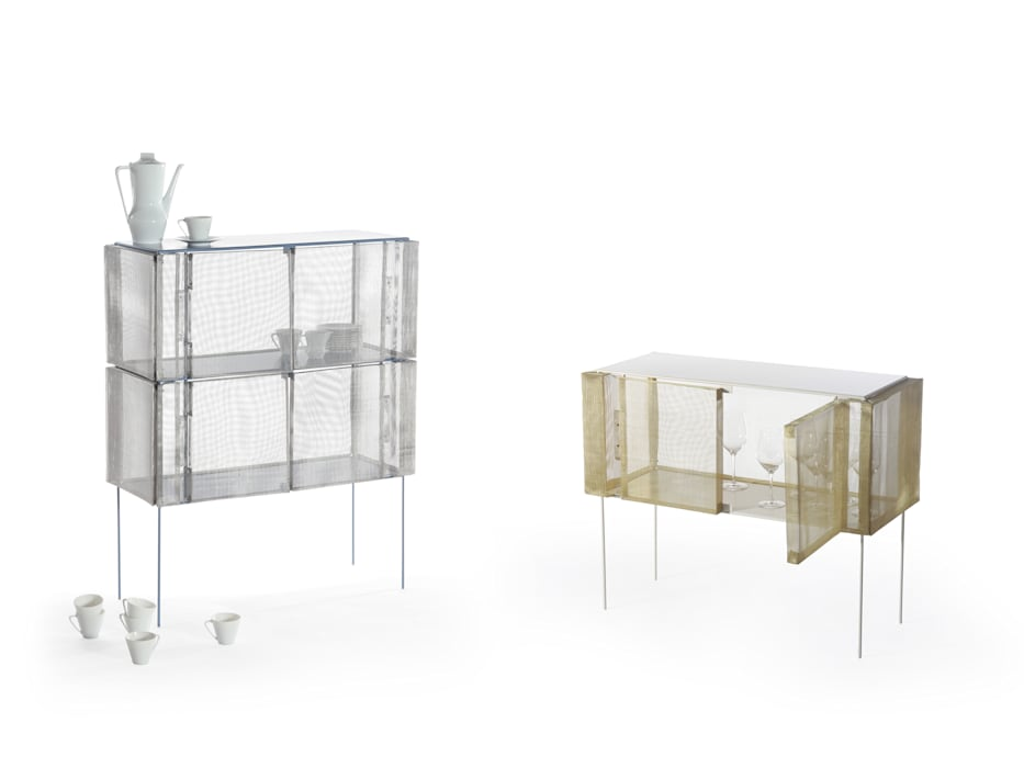 homify Dining roomDressers & sideboards