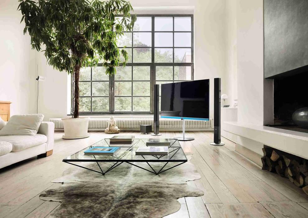 Multimedia room by Loewe Technologies GmbH