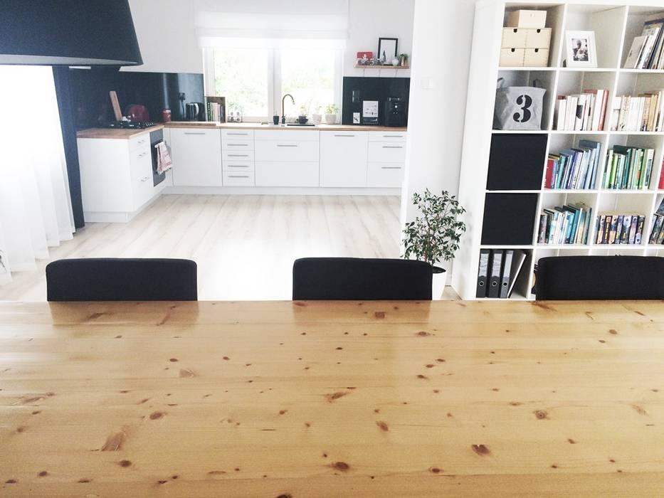 Dapur Gaya Skandinavia Oleh White Interior Design Skandinavia