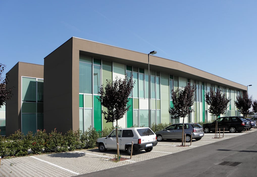 Consorzio Agrario Provinciale Bologna e Modena Negozi & Locali commerciali moderni di Wall   studio Moderno