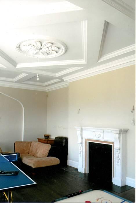 Klassische Wohnzimmer von Heliolux Design Klassisch