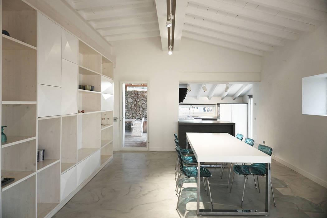 por Modostudio | cibinel laurenti martocchia architetti associati Mediterrâneo