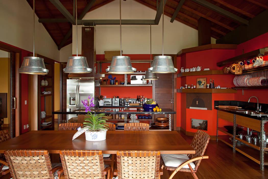Casa na Serra Chicô Gouvêa - Arquitetura Espaços Tropicais