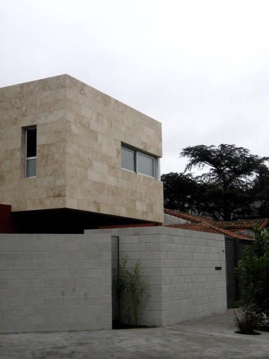 CASA RC Casas minimalistas de ESTUDIO GEYA Minimalista