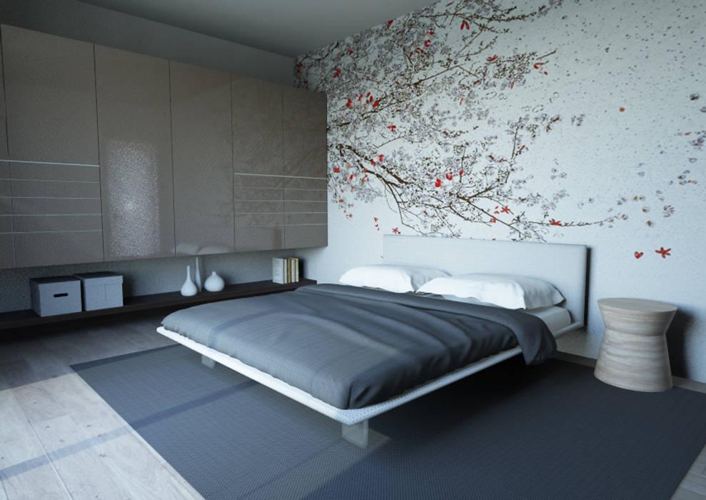 Rumah Modern Oleh Architetto ANTONIO ZARDONI Modern