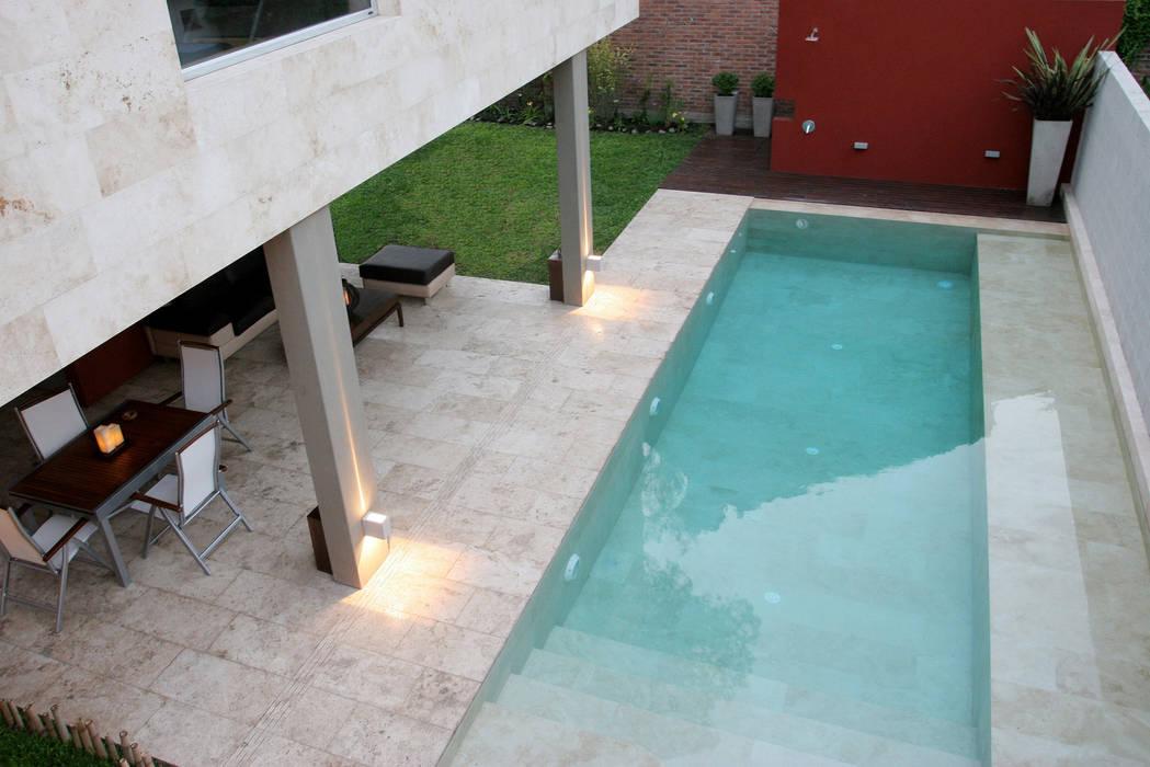 Modern Pool by ESTUDIO GEYA Modern