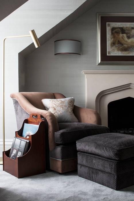 Master Bedroom Roselind Wilson Design DormitoriosSofas y chaise long