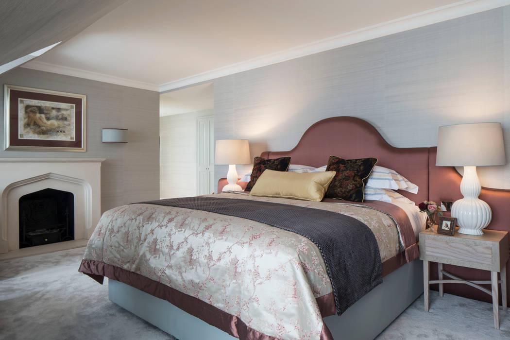 Master Bedroom: classic Bedroom by Roselind Wilson Design