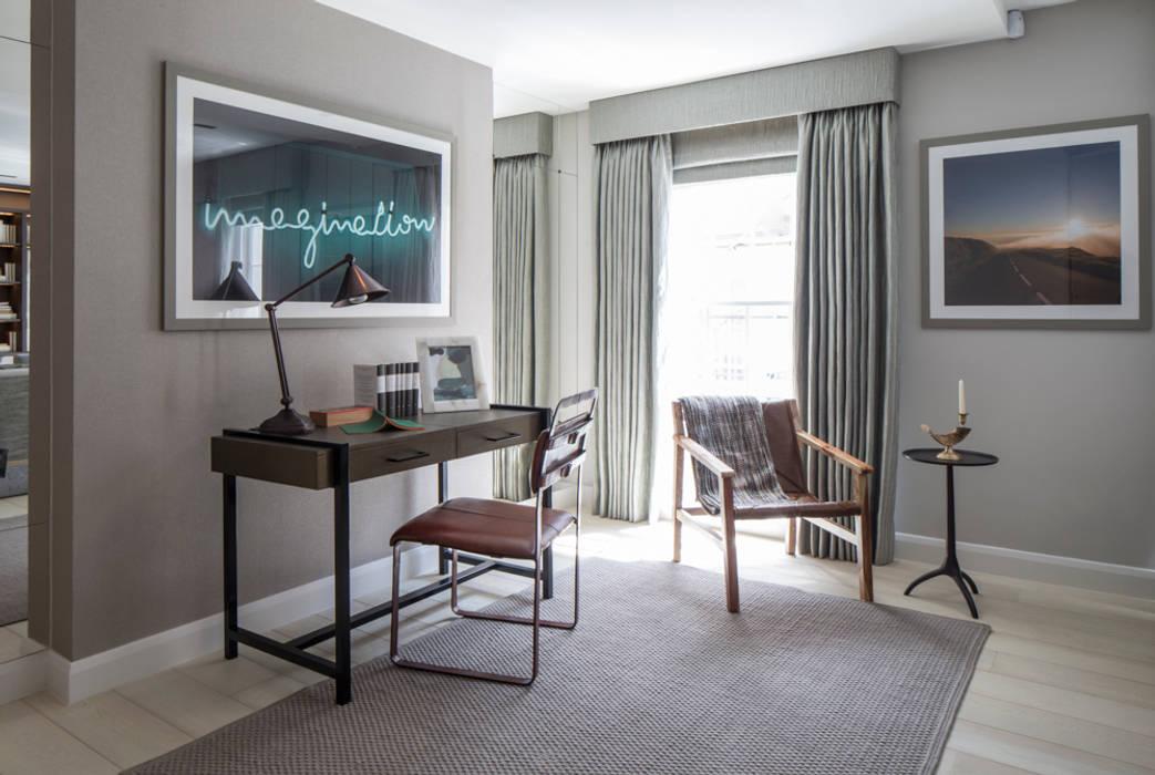 Eaton Mews North - Living Room Modern living room by Roselind Wilson Design Modern
