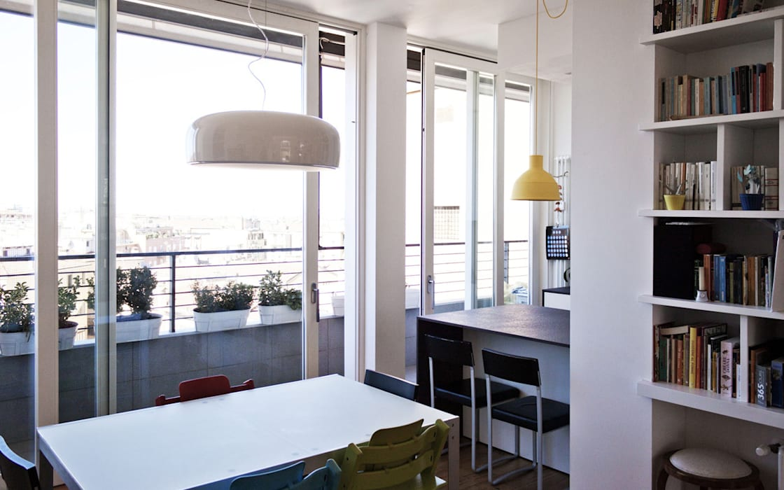 A06   RISTRUTTURAZIONE APPARTAMENTO BOLOGNA di Matteo Spattini Architetto
