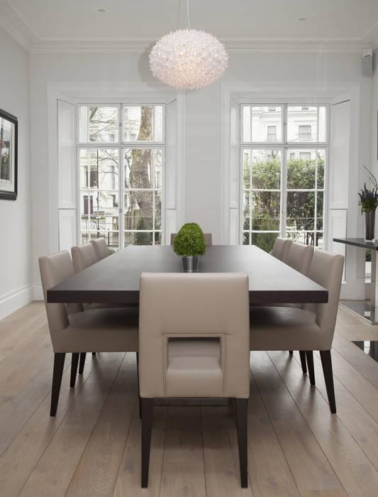 Dining Area Modern dining room by Roselind Wilson Design Modern