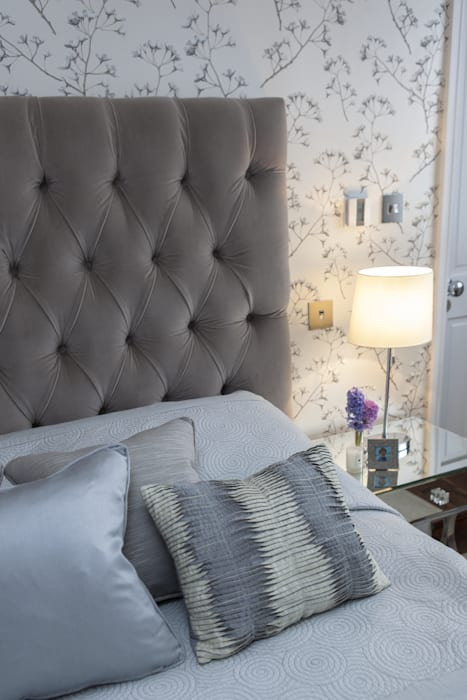 Master Bedroom Modern style bedroom by Roselind Wilson Design Modern