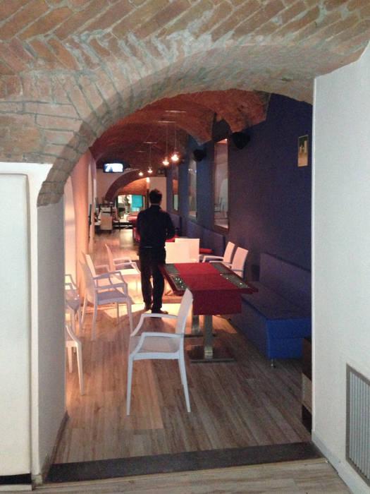 Zona ristorante di stefano gazzola Moderno