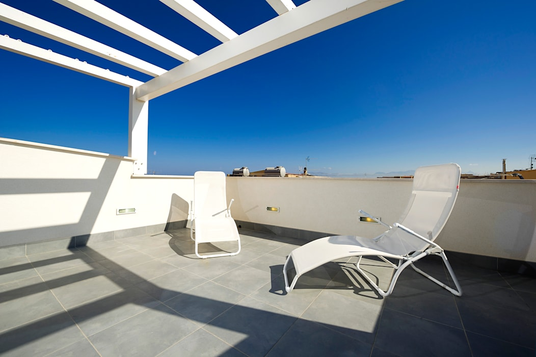 Lean-to roof by Giuseppina PIZZO ,