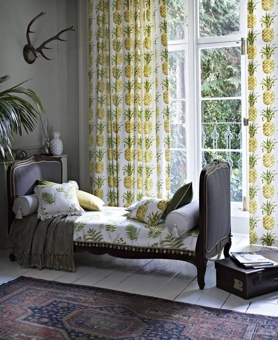 Paradise Cam Classic style bedroom by Prestigious Textiles Classic