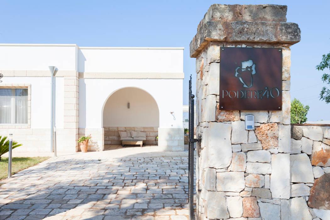 Hoteles de estilo mediterráneo de UZone Design Mediterráneo