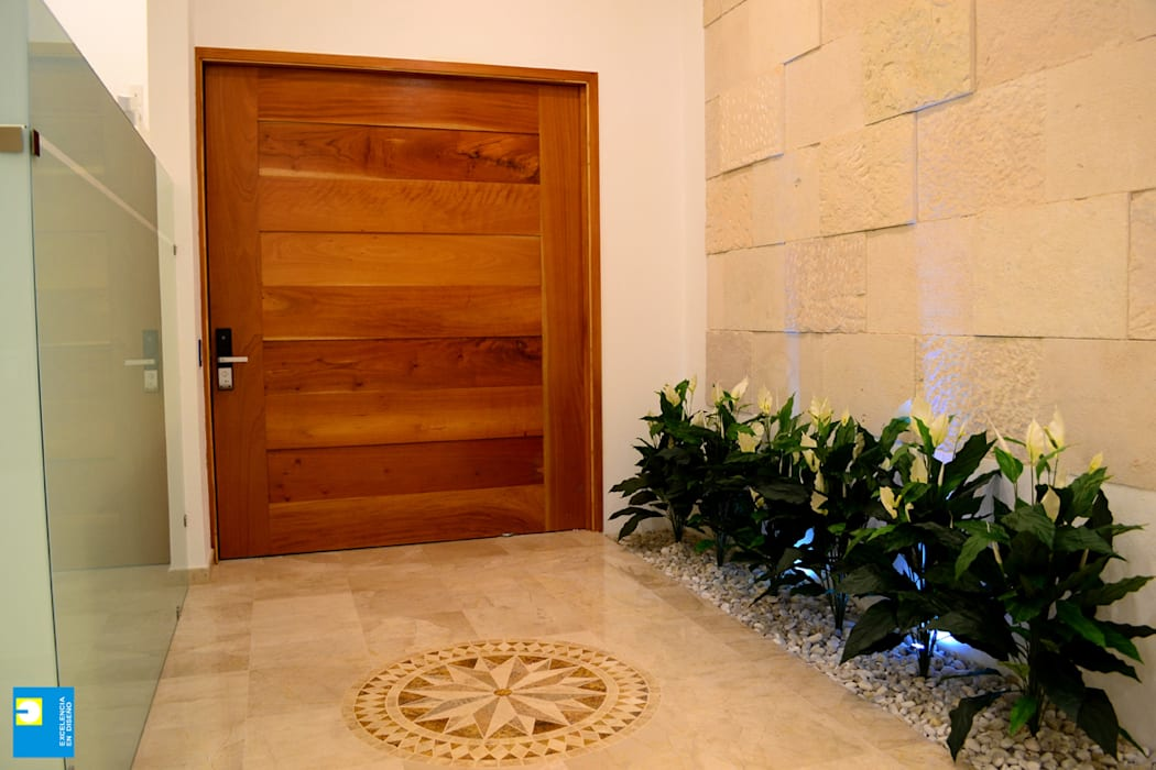 Modern windows & doors by Excelencia en Diseño Modern