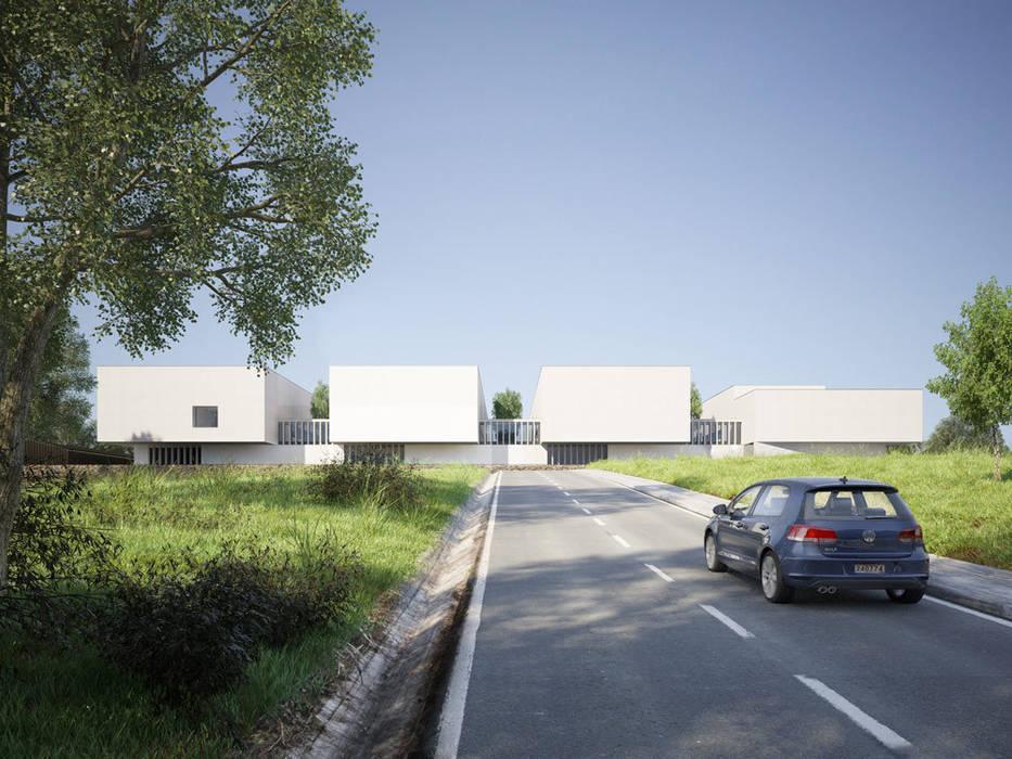 Hospitals by Berga&Gonzalez - arquitectura y render